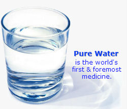 pure water - wolds first medicine